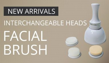 new arrivals facial brush